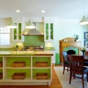 Tủ bếp gỗ tự nhiên – TVN844