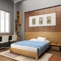 Chọn vị trí giường đem lại sức khỏe tốt