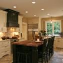Tủ bếp gỗ tự nhiên – TVN544