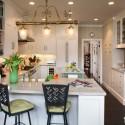 Tủ bếp gỗ tự nhiên – TVN528