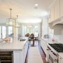 Nội thất Tủ Bếp   Tủ bếp gỗ tự nhiên – TVN457