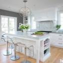 Nội thất Tủ Bếp   Tủ bếp gỗ tự nhiên – TVN404