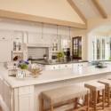 Nội thất Tủ Bếp   Tủ bếp gỗ tự nhiên – TVN427