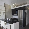 Tủ bếp gỗ công nghiệp – TVN1231