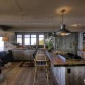 Tủ bếp gỗ tự nhiên – TVN500