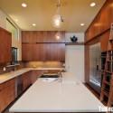 Tủ bếp gỗ công nghiệp – TVN1125