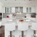 Tủ bếp gỗ MDF Acrylic – TVB545