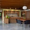 Tủ bếp gỗ công nghiệp – TVN1379