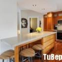 Tủ bếp gỗ tự nhiên – TVN1423