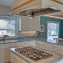 Tủ bếp gỗ tự nhiên – TVN1013