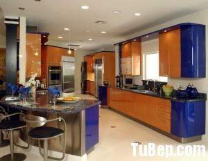 bf9f08f98600x233.jpg Tủ bếp gỗ Acrylic màu xanh phối cam hình chữ I có đảo TVT0780