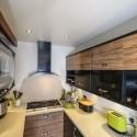 Tủ bếp gỗ công nghiệp – TVN1361