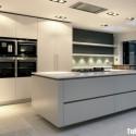 Tủ bếp gỗ MDF Acrylic – TVB344