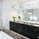 Nội thất phòng tắm gỗ tự nhiên – TVN403