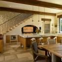 Nội thất Tủ Bếp   Tủ bếp gỗ công nghiệp – TVN473