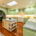 Tủ bếp gỗ tự nhiên – TVN985