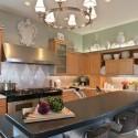 Tủ bếp gỗ tự nhiên – TVN1065