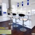 Tủ bếp gỗ công nghiệp – TVN952