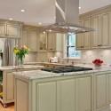 Tủ bếp gỗ tự nhiên – TVN1017