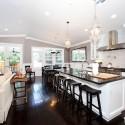 Tủ bếp gỗ tự nhiên – TVN626