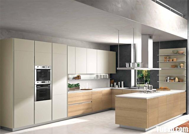 2aba84a093 Tủ bếp Laminate màu trắng chữ U – TVB1222