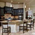 Tủ bếp gỗ tự nhiên – TVN743