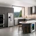 Tủ bếp gỗ MDF Laminate – TVB333