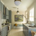 Tủ bếp gỗ tự nhiên – TVN1110