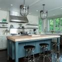 Tủ bếp gỗ tự nhiên – TVN536