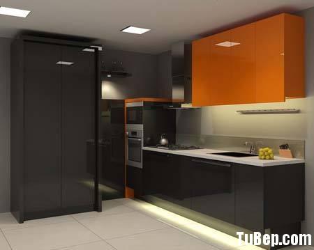 fd50f79b31icđen.jpg Tủ bếp acrylic màu đen, chữ I – TVB 1148