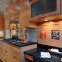 Tủ bếp gỗ công nghiệp – TVN838