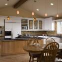 Tủ bếp gỗ tự nhiên – TVN852