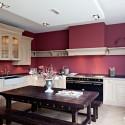 Tủ bếp gỗ tự nhiên – TVN719