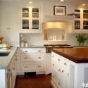 Nội thất Tủ Bếp   Tủ bếp gỗ tự nhiên – TVN379