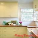 9 Giải pháp phong thủy cơ bản cho phòng bếp