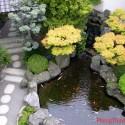 Những lưu ý khi thiết kế hồ nước trong nhà