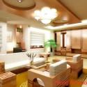 Bài trí phòng khách thu hút nhân tài và vượng khí