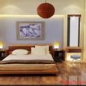 Lựa chọn hình dáng đầu giường phù hợp với bản mệnh