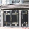 Thiết kế cửa chính đẹp và hợp phong thủy