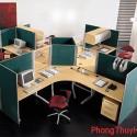 Xác định vị trí tốt trong phòng làm việc